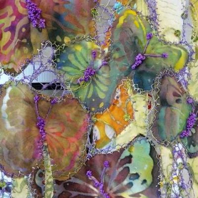 Mokuba Free Lace Paper