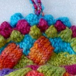 Crocheted popcorns