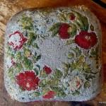 Pillow Berlin Wool Work NP P1100483