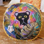Pillow Needlepoint P1100525