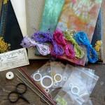 Fabrics, Tools, Beads, etc.