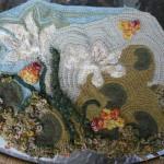 Lilly Plate Needleart GJN 05-P1110054