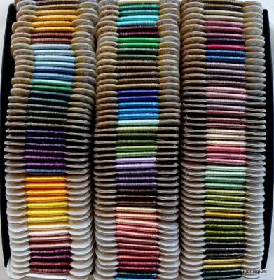 Silk Buttonhole Twist