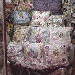 Souvenir de France Pillow Cases Antique Mvc-656f