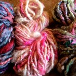Lace Capelet Yarns