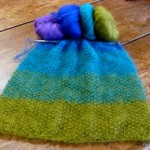 Mohair Seed-Stitch Scarf P1150042