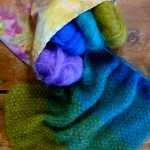 Mohair Seed-Stitch Scarf P1150048