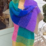 Spectrum Shawl 7