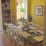Dining Table - Florilegium Cottage