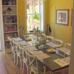 Dining Table - Florilegium Cottage